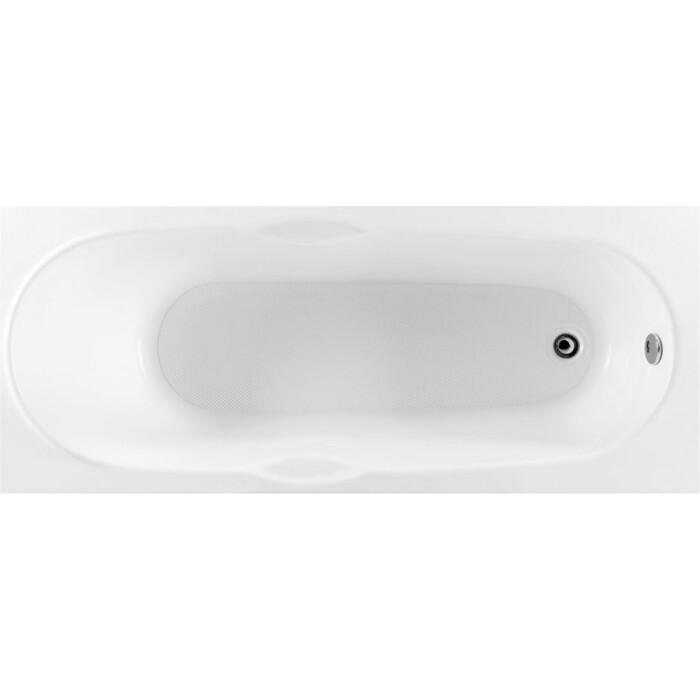 Акриловая ванна Aquanet Dali 140x70 с каркасом (239579)
