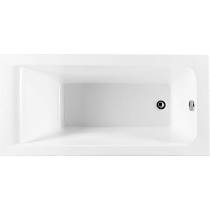 Акриловая ванна Aquanet Bright 155x70 с каркасом (239666)