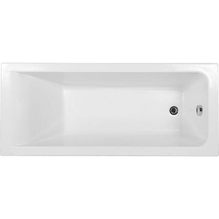 Акриловая ванна Aquanet Bright 170x75 с каркасом (233141)