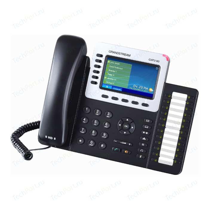 SIP-телефон Grandstream GXP-2160 телефон