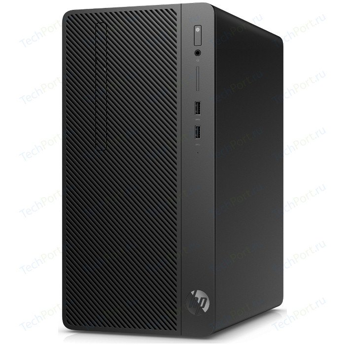 Компьютер HP Desktop Pro (6BE43ES) MT i3-6100/4Gb/500Gb/DOS/k+m компьютер