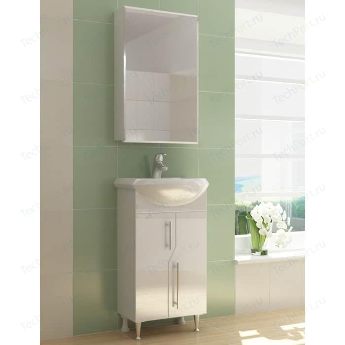 Фото - Мебель для ванной VIGO Grand 450 белая тумба под раковину vigo grand 600 белая 2000163593331