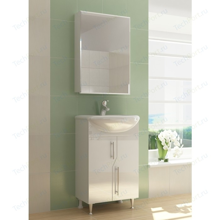 Фото - Мебель для ванной VIGO Grand 500 белая тумба под раковину vigo grand 600 белая 2000163593331