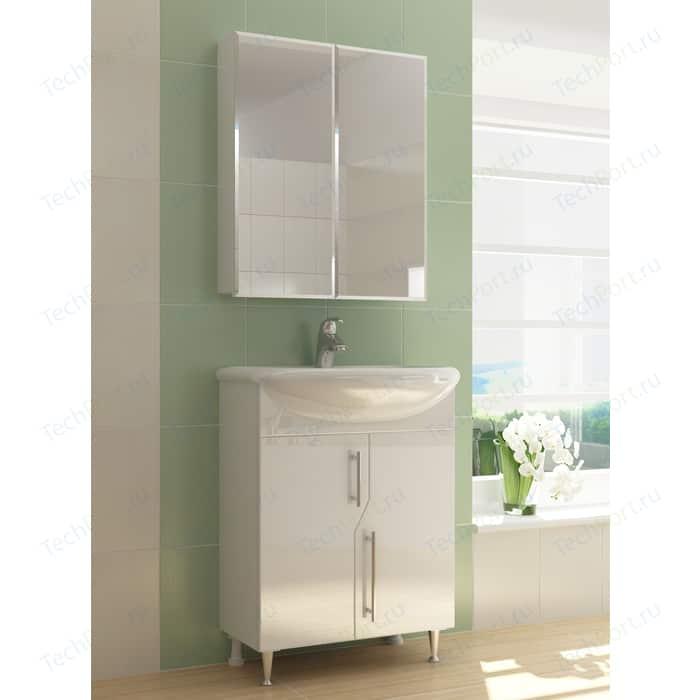 Фото - Мебель для ванной VIGO Grand 600 белая тумба под раковину vigo grand 600 белая 2000163593331