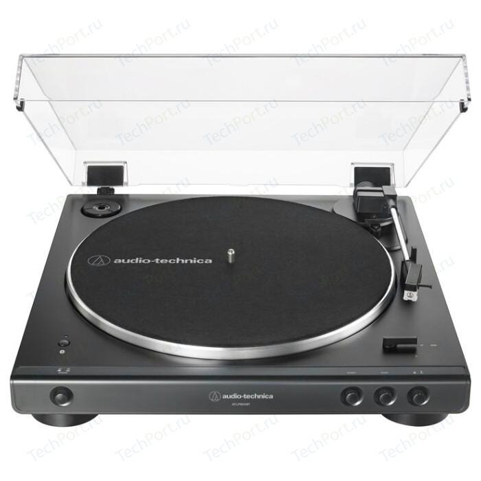 Фото - Виниловый проигрыватель Audio-Technica AT-LP60XBT black виниловый проигрыватель audio technica at lpw50pb