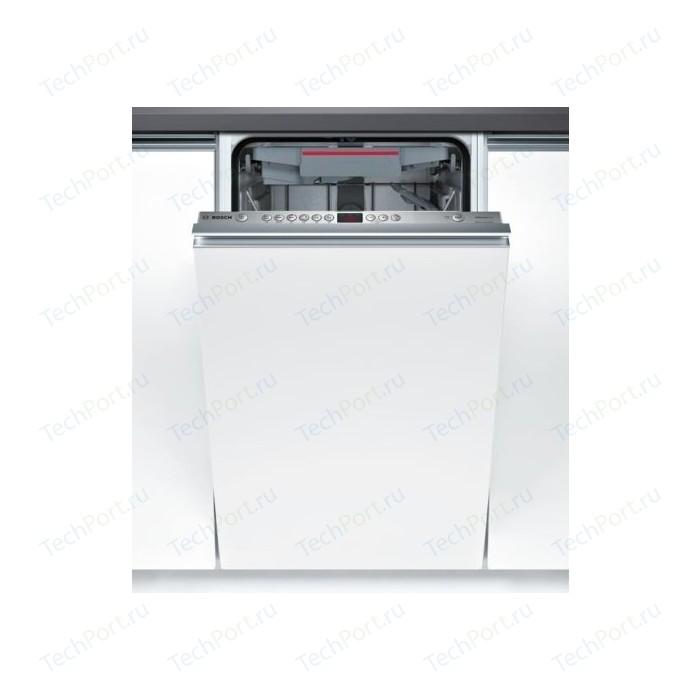 Встраиваемая посудомоечная машина Bosch Serie 4 SPV45MX01E