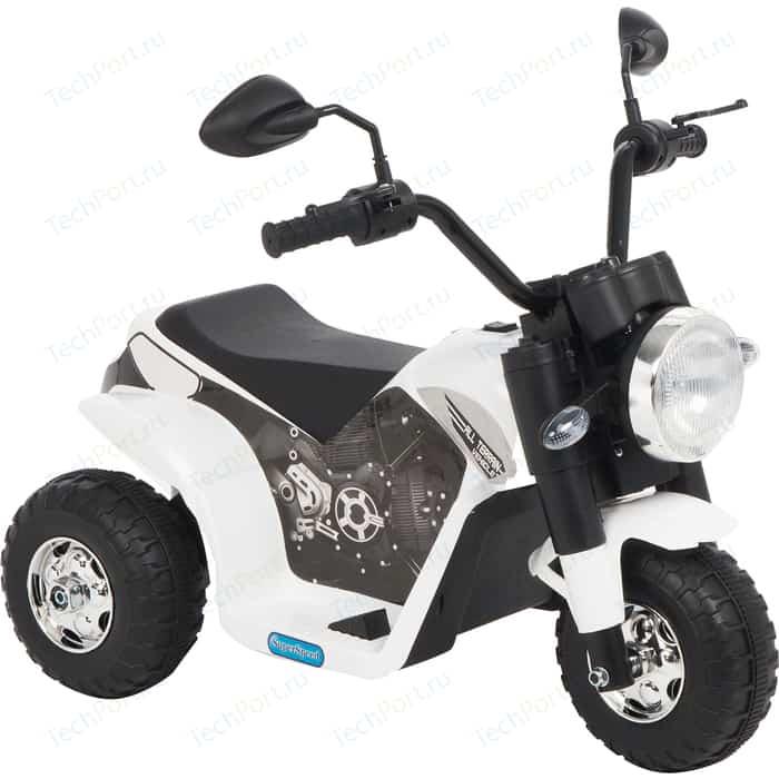 Мотоцикл Weikesi 3-8 лет TC-916 (БЕЛЫЙ) GL001005155