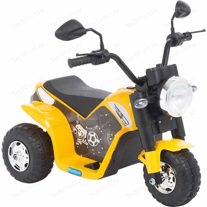 Мотоцикл Weikesi 3-8 лет TC-916 (ЖЕЛТЫЙ) GL001005158