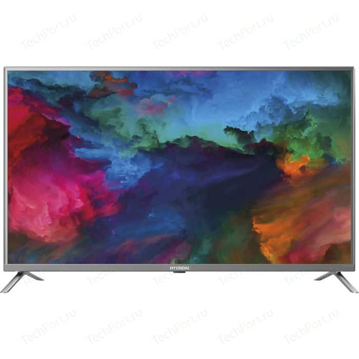 Фото - LED Телевизор Hyundai H-LED43ES5001 портативный тв hyundai h lcd700 7 16 9
