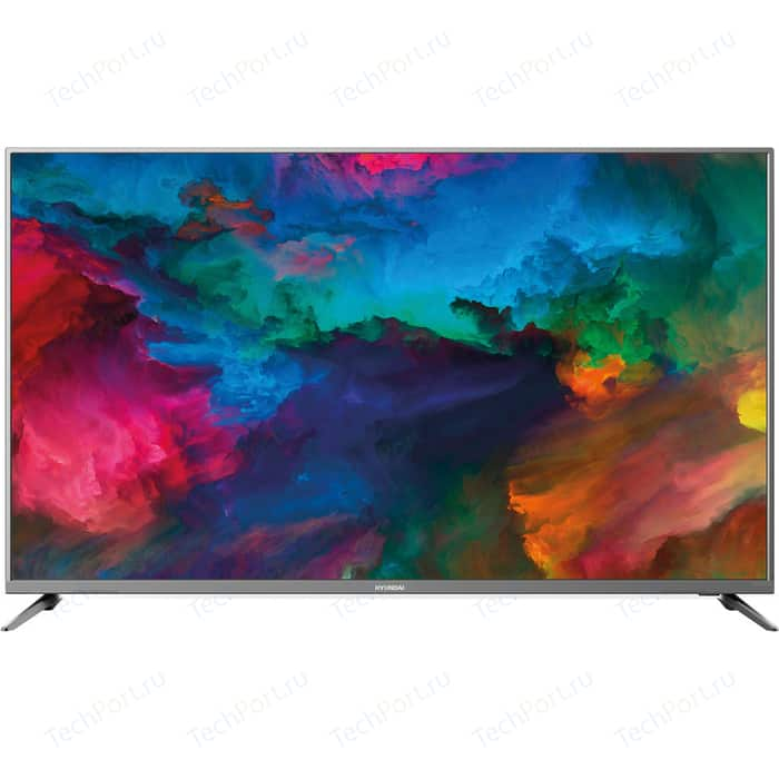 Фото - LED Телевизор Hyundai H-LED55ES5001 телевизор hyundai h led32et3021 32 2019 белый