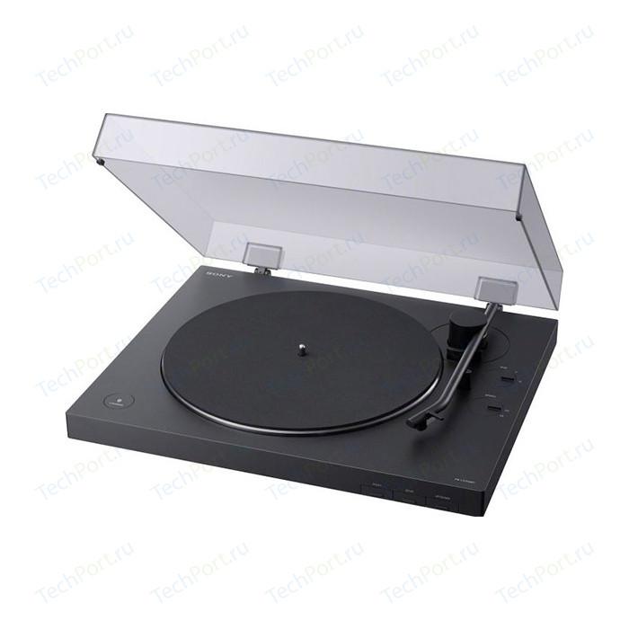 Виниловый проигрыватель Sony PS-LX310BT black