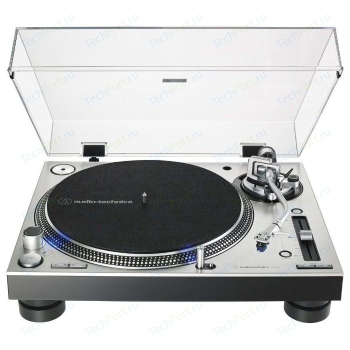 Виниловый проигрыватель Audio-Technica AT-LP140XP silver