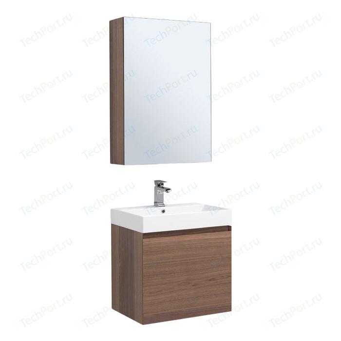 Мебель для ванной Aquanet Нью-Йорк 60 орех