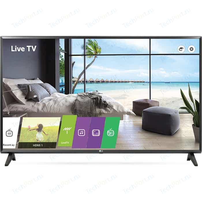 Коммерческий телевизор LG 43LT340C