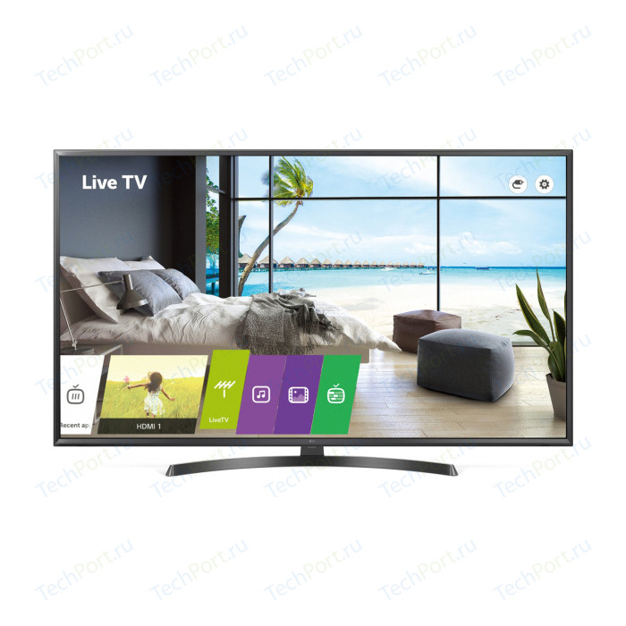 Коммерческий телевизор LG 43UT661H