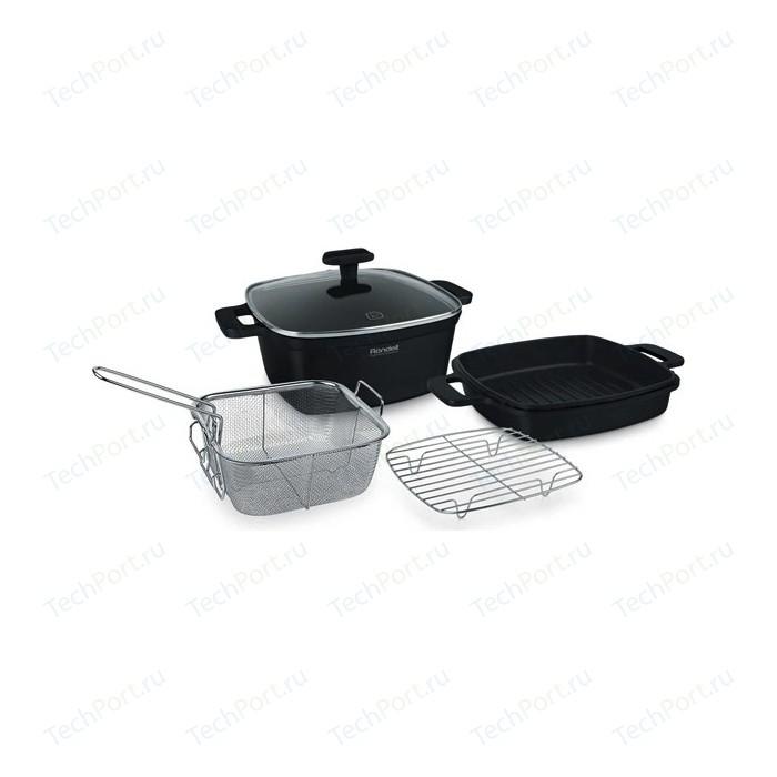 Набор посуды 5 предметов Rondell I-unique (RDA-1071)