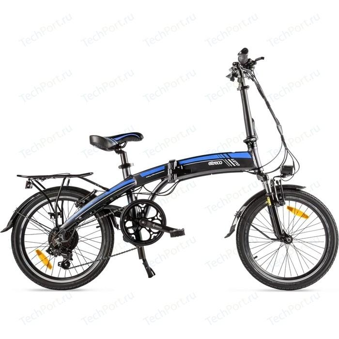 Велогибрид Eltreco LETO - 019932-1929