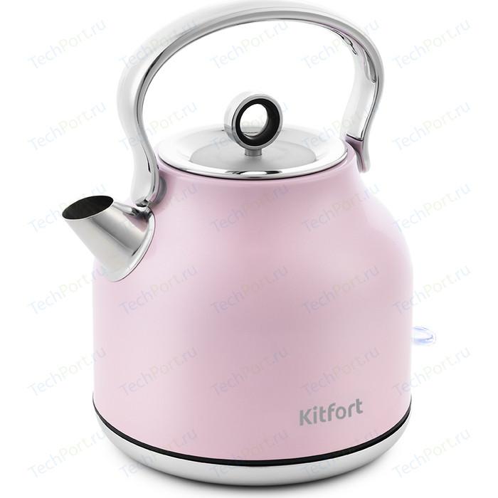 Чайник электрический KITFORT KT-671-4