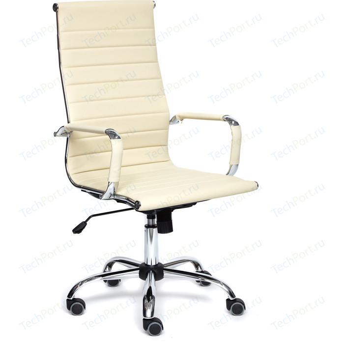 Кресло TetChair URBAN кож/зам, бежевый