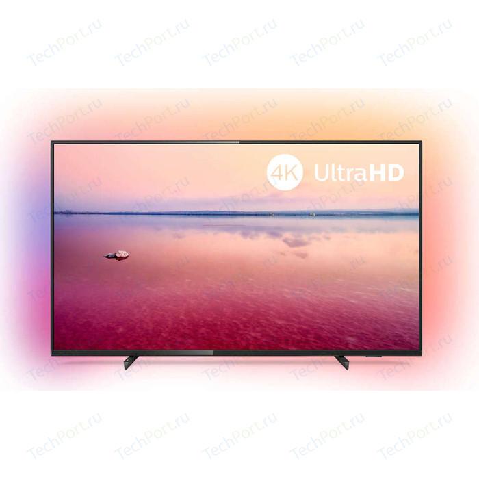 Фото - LED Телевизор Philips 55PUS6704 телевизор philips 55pus6704 54 6 2019 черный