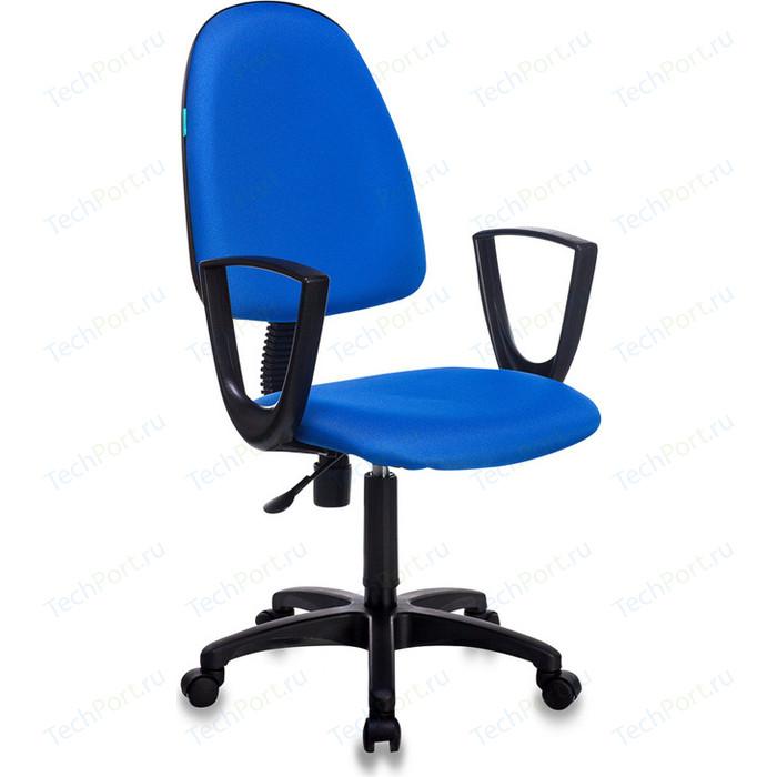 Кресло Бюрократ CH-1300N/BLUE синий престиж+15-10