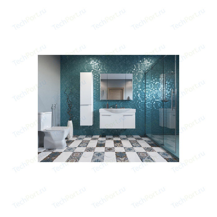 Мебель для ванной Акватон Беверли 100 белая
