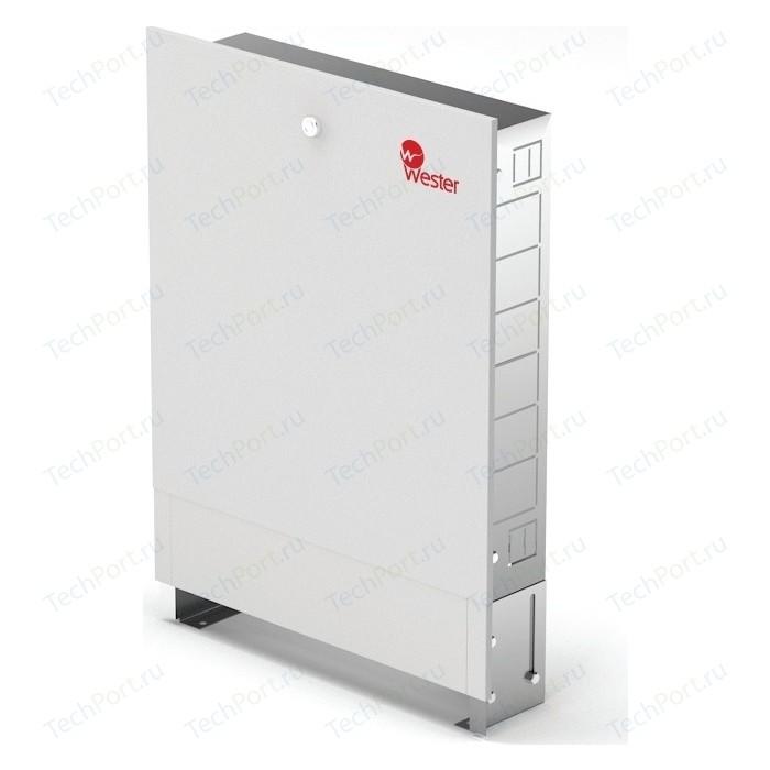Шкаф распределительный Wester встраиваемый ШРВ-1 (498х121-181х671-734)