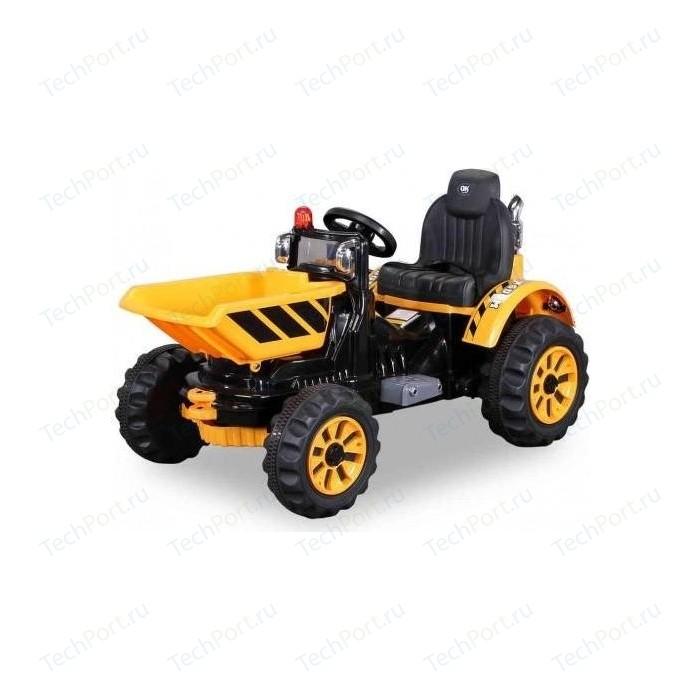 Трактор на аккумуляторе Jiajia JS328C-Yellow jiajia taipei