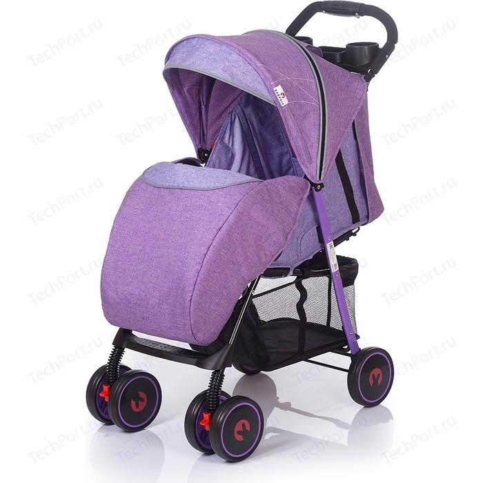 Коляска прогулочная BabyHit SIMPY VIOLET коляска прогулочная babyhit floret джинс