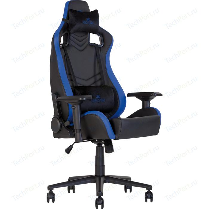 Кресло Nowy Styl Hexter pro r4d tilt mb70 eco/01 black/blue