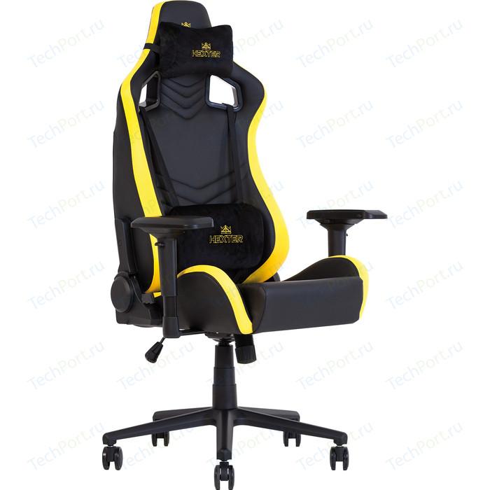 Кресло Nowy Styl Hexter pro r4d tilt mb70 eco/01 black/yellow