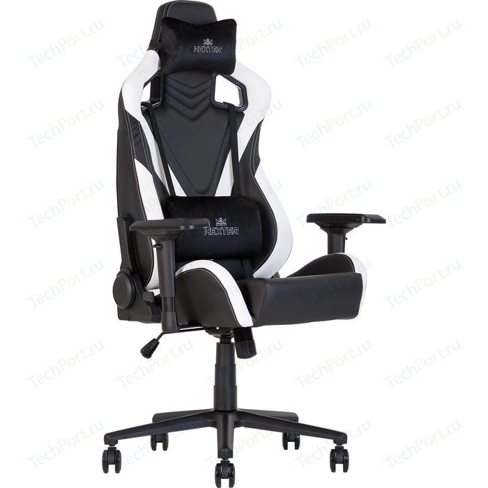 Кресло Nowy Styl Hexter pro r4d tilt mb70 eco/02 black/white