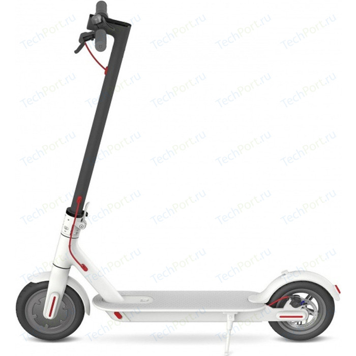 Электросамокат Xiaomi MiJia Electric Scooter M365 (EU) (Белый)