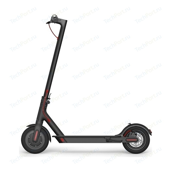 Электросамокат Xiaomi MiJia Electric Scooter M365 (EU) (Черный)