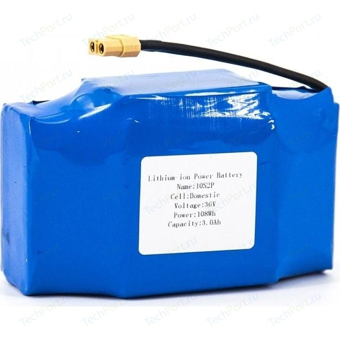 Аккумулятор Janec Power для гироскутера 36V 3.0Ah 108Wh - JP-10S2P