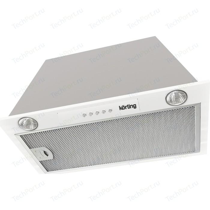 Встраиваемая вытяжка Korting KHI 6530 W встраиваемая вытяжка korting khi 9931 x