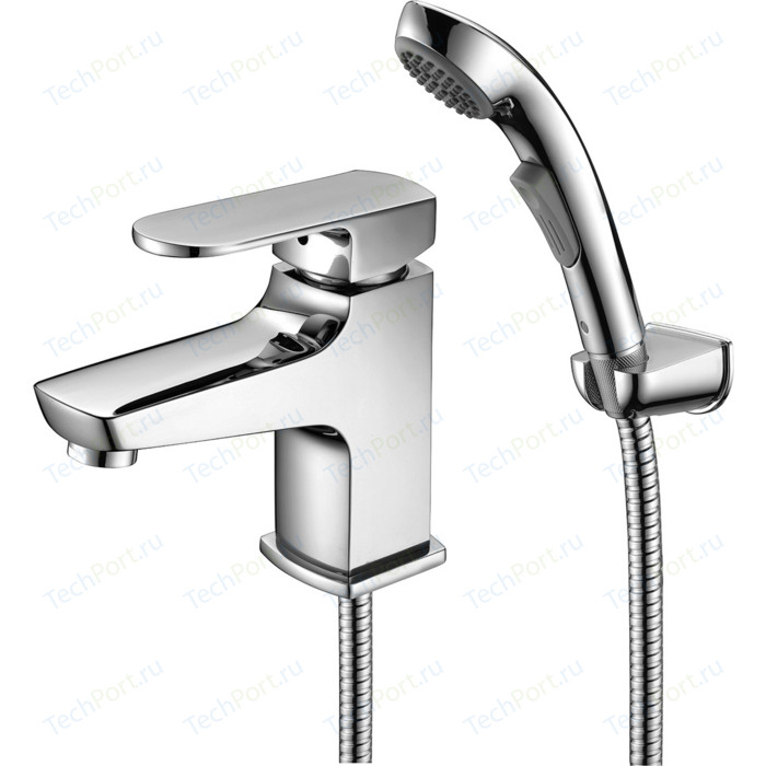 Смеситель для раковины Elghansa Scarlett с гигиеническим душем, хром (16B2225)