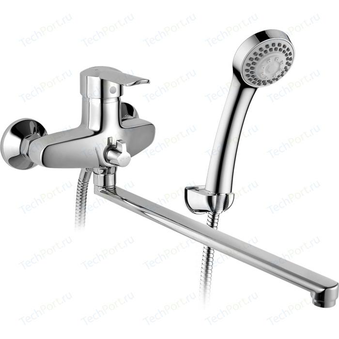 Смеситель для ванны Elghansa Stalle с душем, хром (5301512)