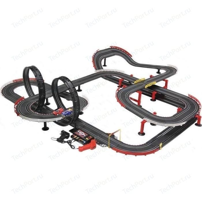 Гоночный трек CS Toys Ралли от сети длина трека 1420 см 1:43 - JJ93-2