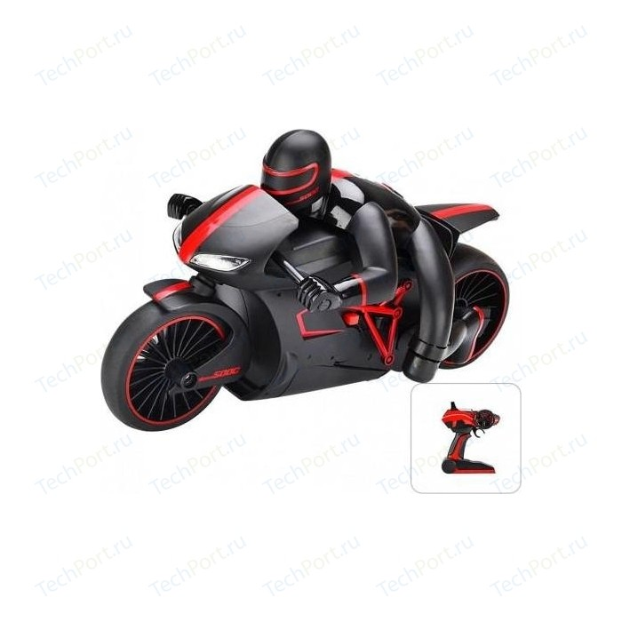 Радиоуправляемый мотоцикл Zhencheng масштаб 1:12 4CH 2.4G - 333-MT01B