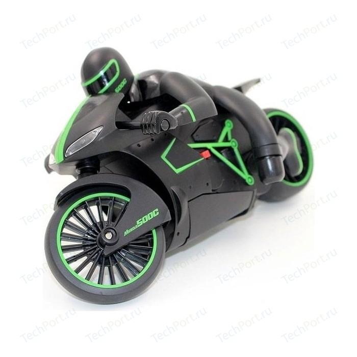 Радиоуправляемый мотоцикл Zhencheng 4CH масштаб 1:12 2.4G - 333-MT01B-G