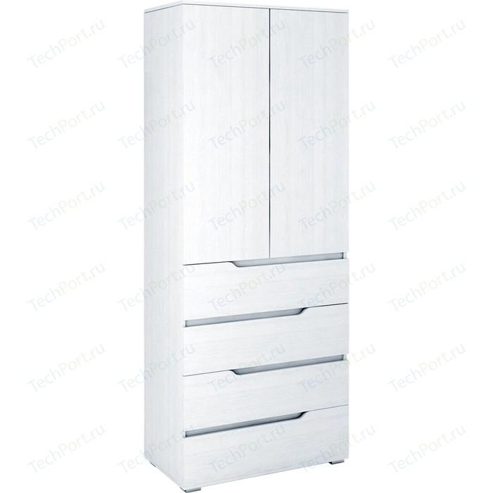Стеллаж-комод Мастер Нейт-72 (белый) МСТ-СКН-72-БТ-16