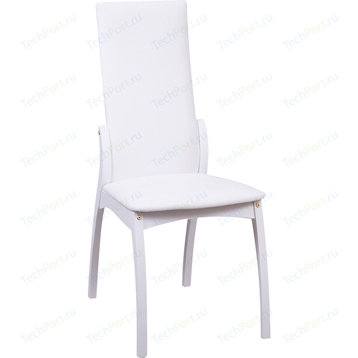 Фото - Стул Интервуд Токио белый матовый-белый стул токио белый массив бук