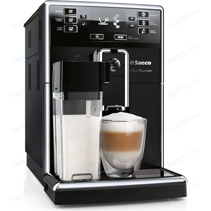 Кофемашина Saeco PicoBaristo HD8925/09 кофемашина philips saeco hd 8829 09