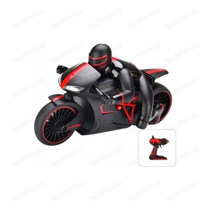 Радиоуправляемый мотоцикл Zhencheng масштаб 1:12 4CH 2.4G - 333-MT01B-R
