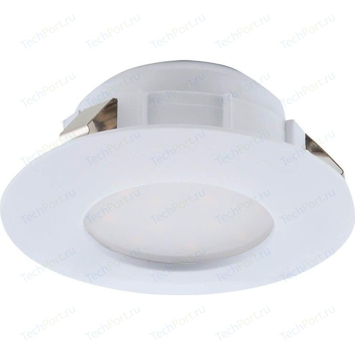 Встраиваемый светодиодный светильник Eglo 95817 встраиваемый светодиодный светильник eglo 61544
