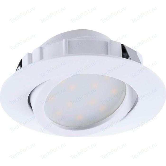 Встраиваемый светодиодный светильник Eglo 95847