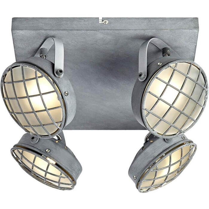 Спот Lussole GRLSP-9981 светильник lussole grlsp 9981 g9 16 вт