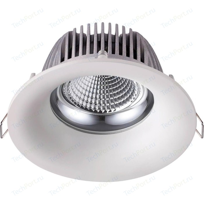 Встраиваемый светодиодный светильник Novotech 358024