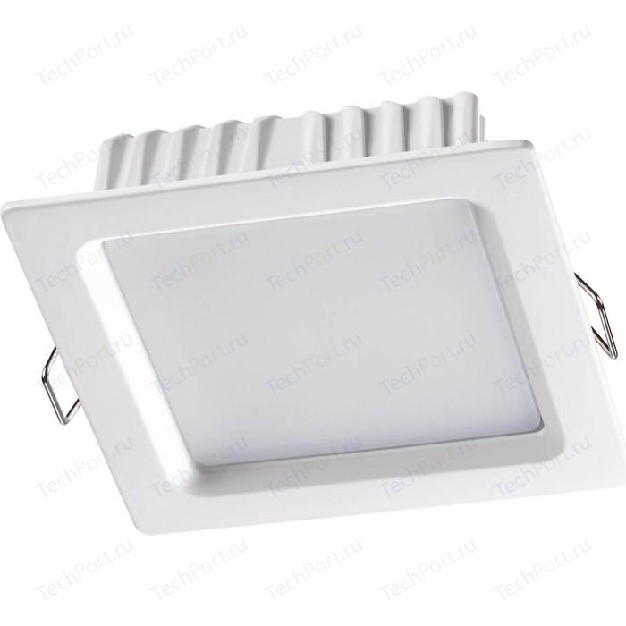 Встраиваемый светодиодный светильник Novotech 358032